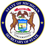 State of Michigan Secretary of State