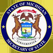 State of Michigan Secretary of State