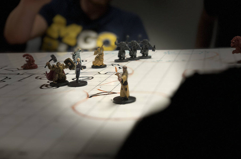 4 Reasons to Start Playing Dungeons and Dragons with Your Colleagues