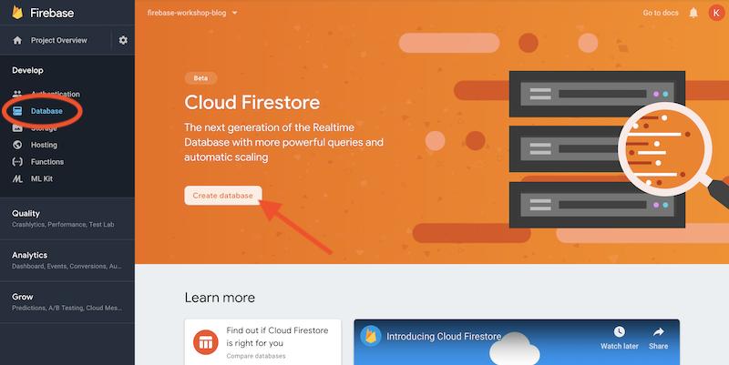 Building Applications Using Firebase Part 3: Firestore | Kunz, Leigh