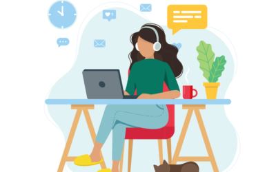 5 Things You Should Be Doing While Working From Home If You Aren't Already