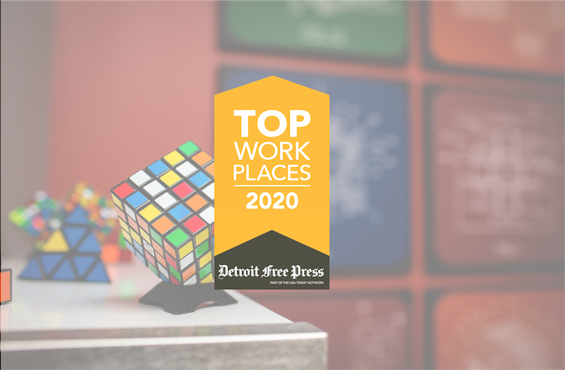 The Detroit Free Press Declares Kunz, Leigh & Associates a 2020 Top Workplace
